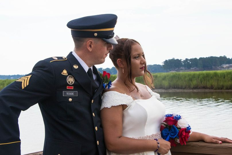 Wedding Attire - Couple