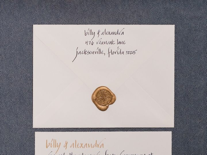 Tmx 1414349802262 Billy  Alexandra Wedding Suite Mendham, New Jersey wedding invitation