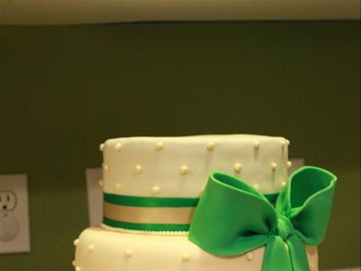 Tmx 1330475044857 Clover Milton wedding cake