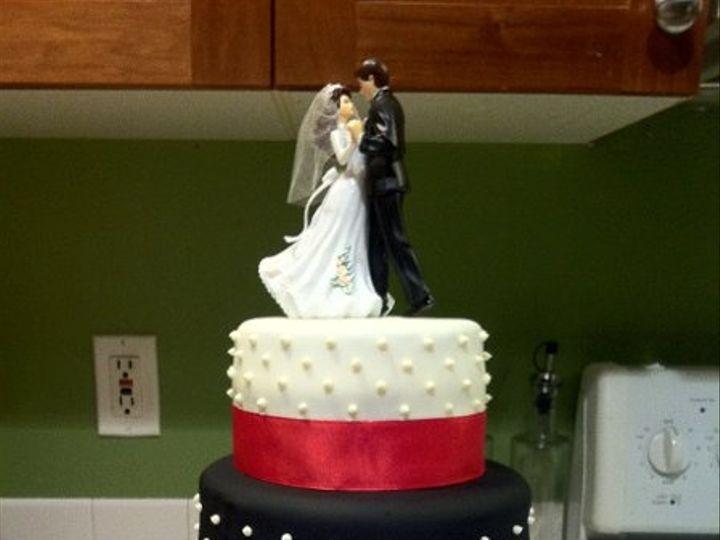Tmx 1330476343222 Photo Milton wedding cake