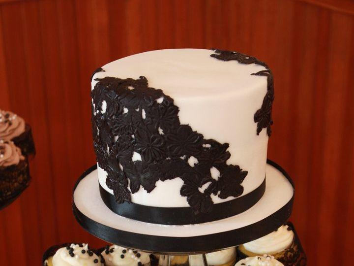 Tmx 1347908464054 IMG7471 Milton wedding cake