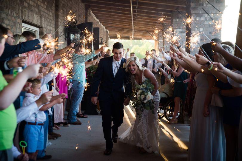Celebrating the Newlywed