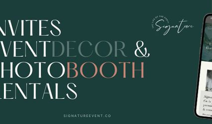 Signature Events & Co.