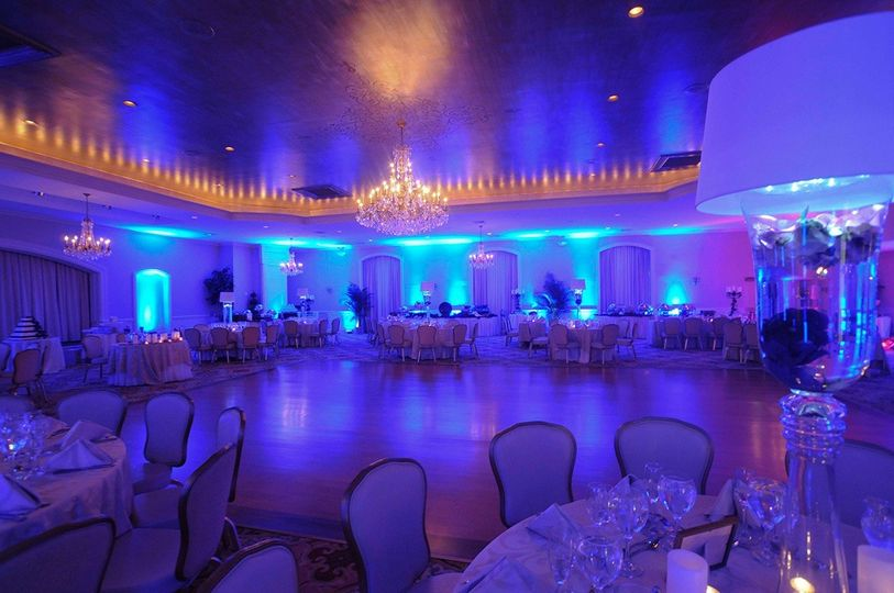 The dramatic impact of up lighting done correctly.  Why settle for basic up lighting effects when...