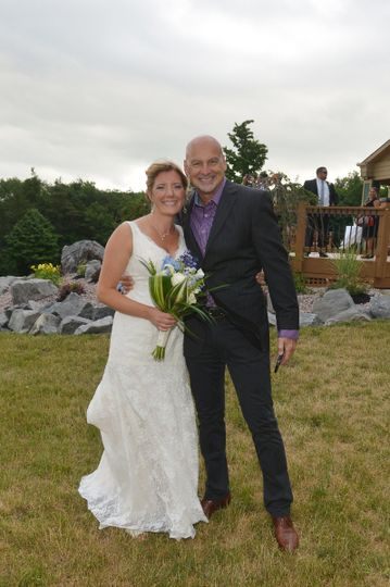 Great wedding with Allie & Bobby Stiles at Highland Forest. Wonderful fun group, so easy to work...