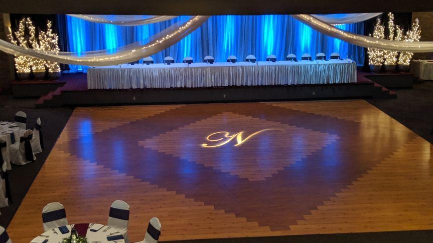 Dance Floor Emerald Room