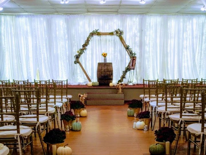 Tmx Burg Ceremonybackdrop 51 26239 160451846798750 Hilliard, OH wedding venue