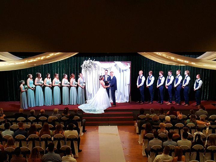 Tmx Em Ceremonyguests 51 26239 160451924594196 Hilliard, OH wedding venue