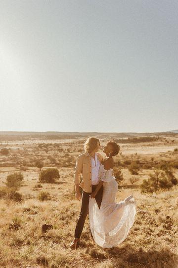 BA Photography - AZ Elopement