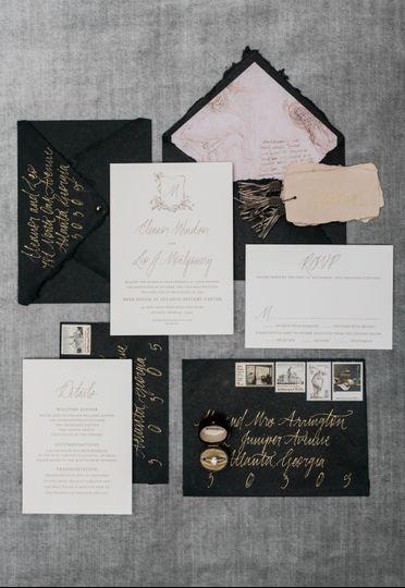 Wedding Flat Lay