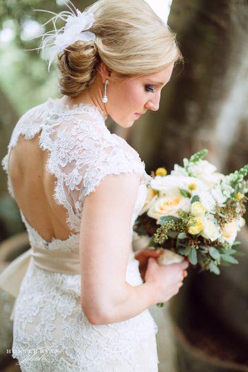 marie selby gardens wedding lauren darden hunterry