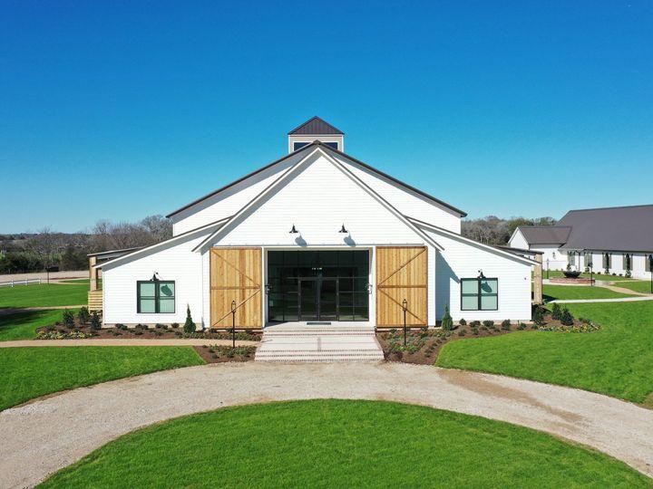Tmx Aerial Low Reception Front 51 1048239 158100070877858 Brenham, TX wedding venue