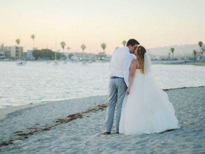 Tmx 1476825551121 Cottrell Frye Beach San Diego, CA wedding planner