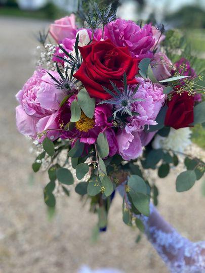 Designed bouquets