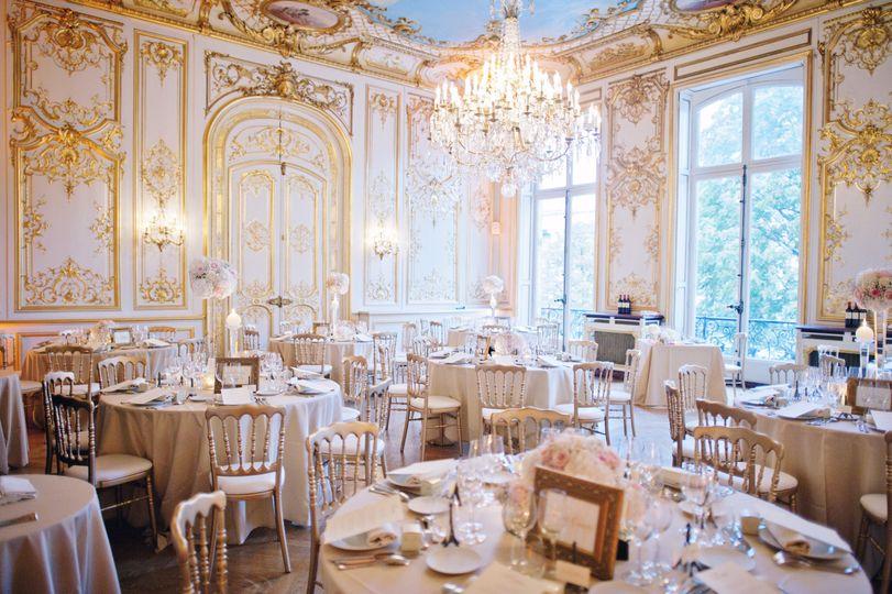 Gold Venue in paris