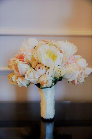 Custom design floral bouquet