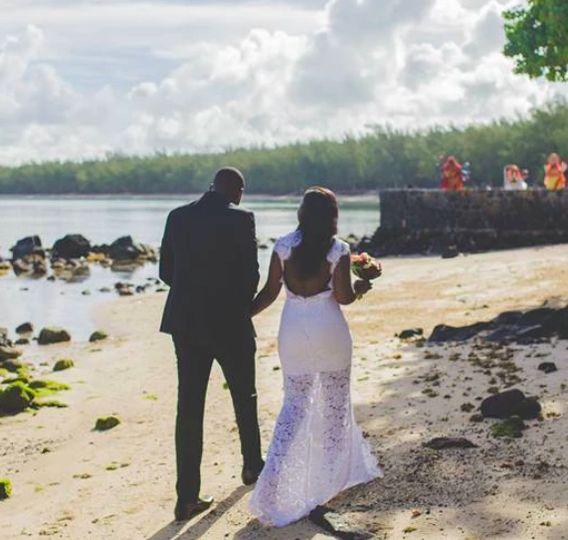 Destination wedding - africa