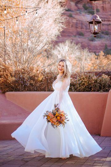 Enchantment Resort wedding