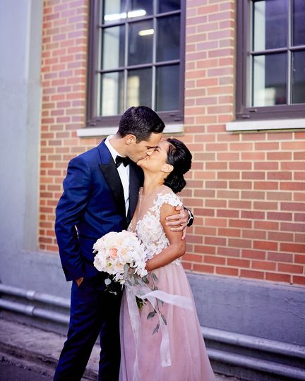 Elopement under the highline