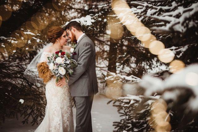 A winter wedding – Phoenix & Rose Photography