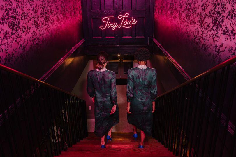 Violet hallways