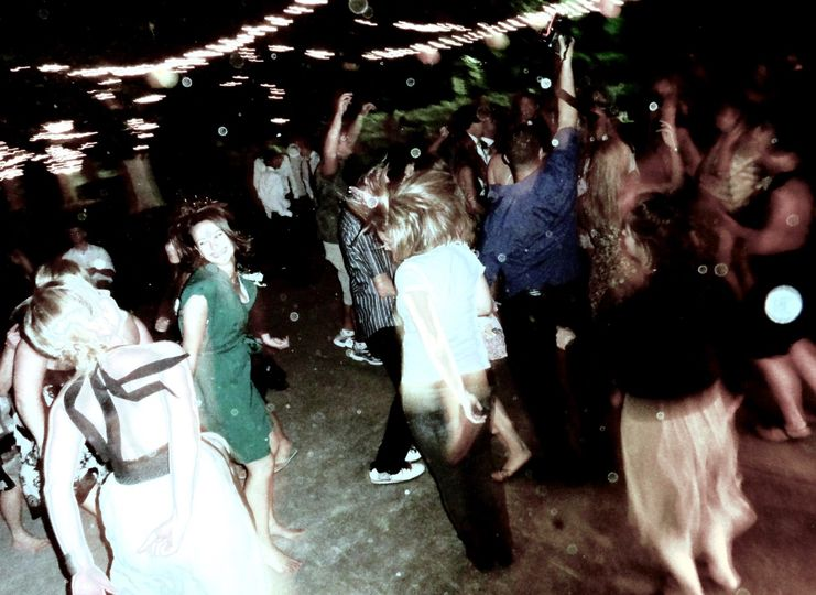 Party in motion
