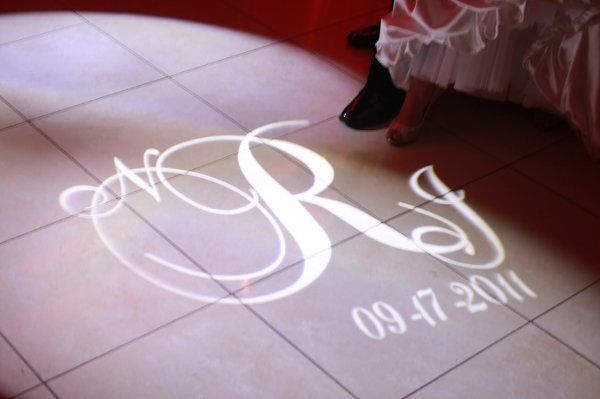 Name in Lights - Wedding Gobos!