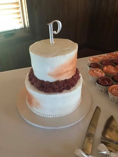 Cake for cutting