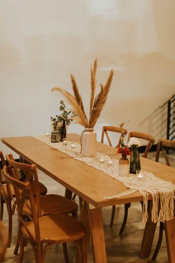Light Wood Tables