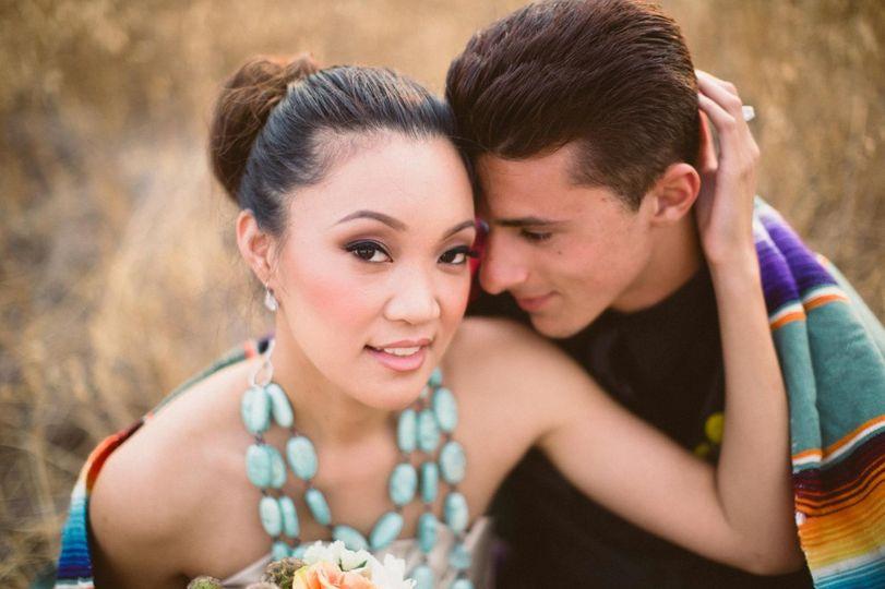 Photographer: Imagery With Impact Makeup Artist: Monica Garcia Makeup Artistry
