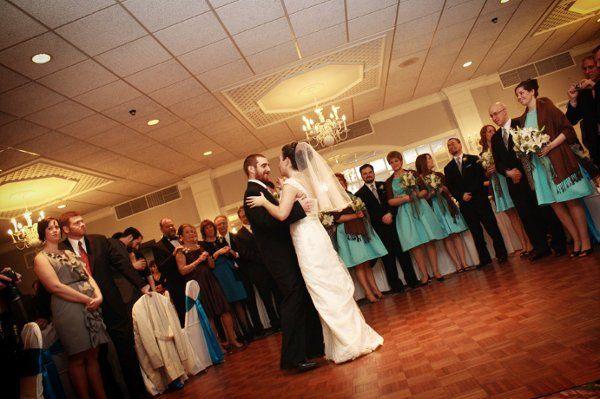 Emily & jordan's wedding | photo by mary malito