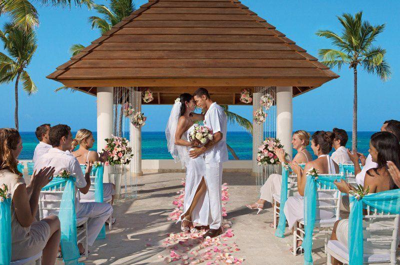Secrets Royal Beach Wedding Reviews