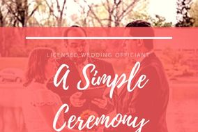 Simple Ceremony