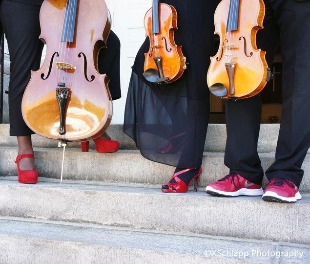 shoes trio