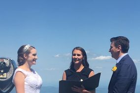 ADK Wedding Officiant