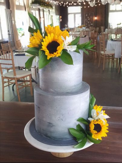 Sugarberry Designs Sunflower