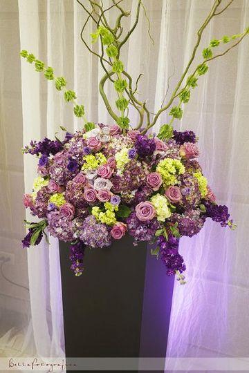 La belle fleur wedding designs events map la belle for La belle fleur