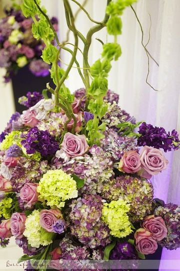 La belle fleur wedding designs events flowers orange for La belle fleur