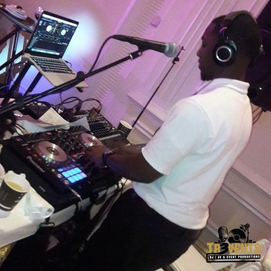 Hilton Wedding Reception Event Production & DJ