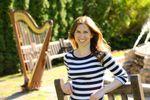 Claire Happel Ashe, Harp image