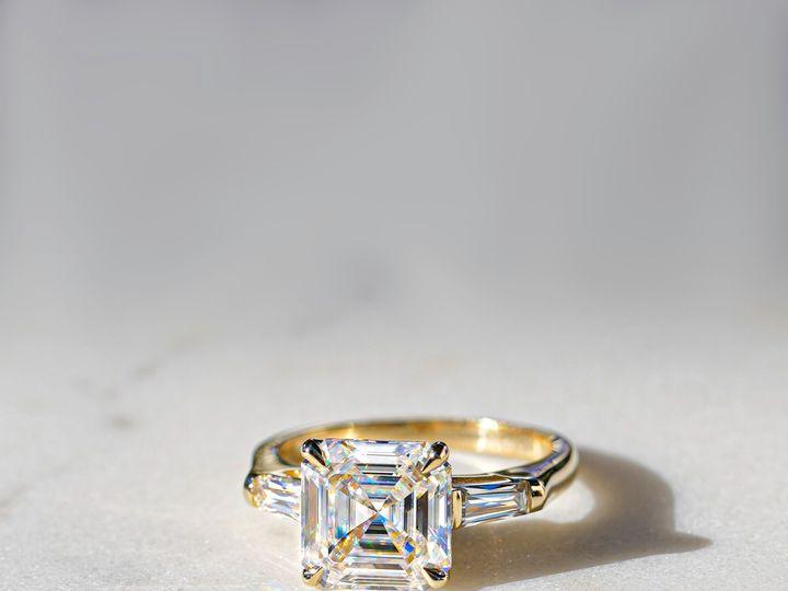 Tmx Asscher Cut Engagement Ring 51 360439 1569611777 Huntington Beach wedding jewelry