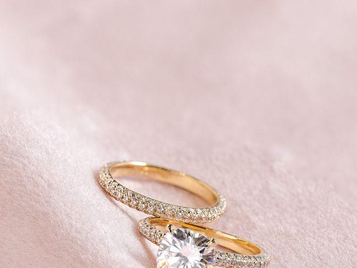 Tmx Christina Wedding Set Yellow Gold 51 360439 1569611791 Huntington Beach wedding jewelry