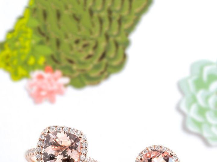 Tmx Morganites And Succulents Story 51 360439 1569611807 Huntington Beach wedding jewelry