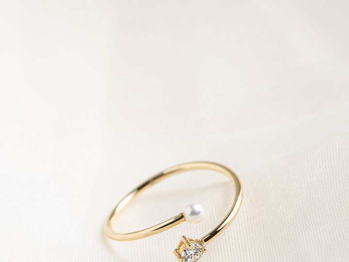 Tmx Pearl Ring 51 360439 1569611746 Huntington Beach wedding jewelry