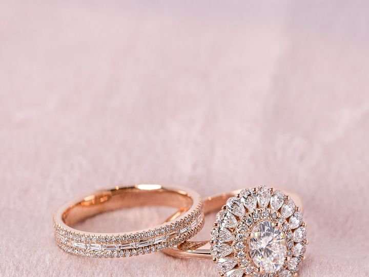 Tmx Peony And East West Baguette Ring 51 360439 1569611731 Huntington Beach wedding jewelry
