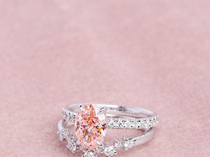 Tmx Pink Diamond And Constellation 51 360439 1569611749 Huntington Beach wedding jewelry