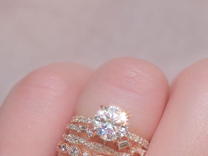 Tmx Ring Stack 51 360439 1569613242 Huntington Beach wedding jewelry