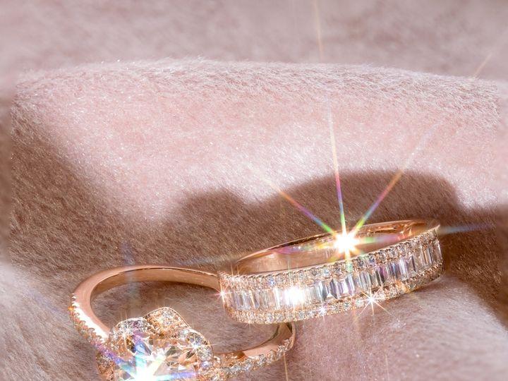 Tmx Rose Ring And Petite Baguette2 51 360439 1569613237 Huntington Beach wedding jewelry