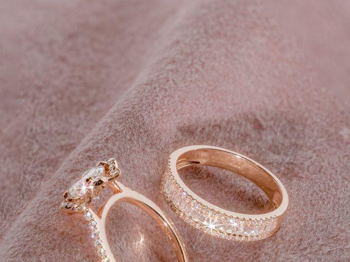 Tmx Rose Ring And Petite Baguette 51 360439 1569613221 Huntington Beach wedding jewelry