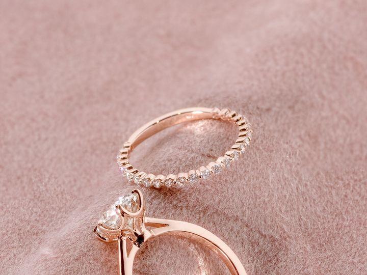 Tmx Solitaire And Floating Diamond Ring 51 360439 1569613230 Huntington Beach wedding jewelry
